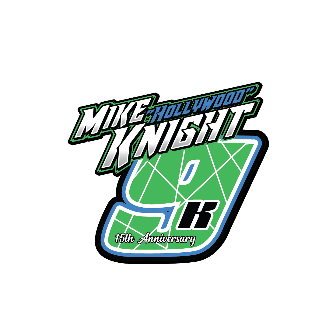 2021 Mike Knight Racing Sticker