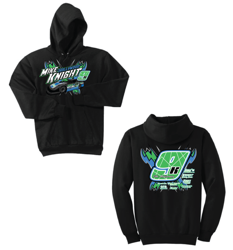 2021 Mike Knight Racing Hoodie