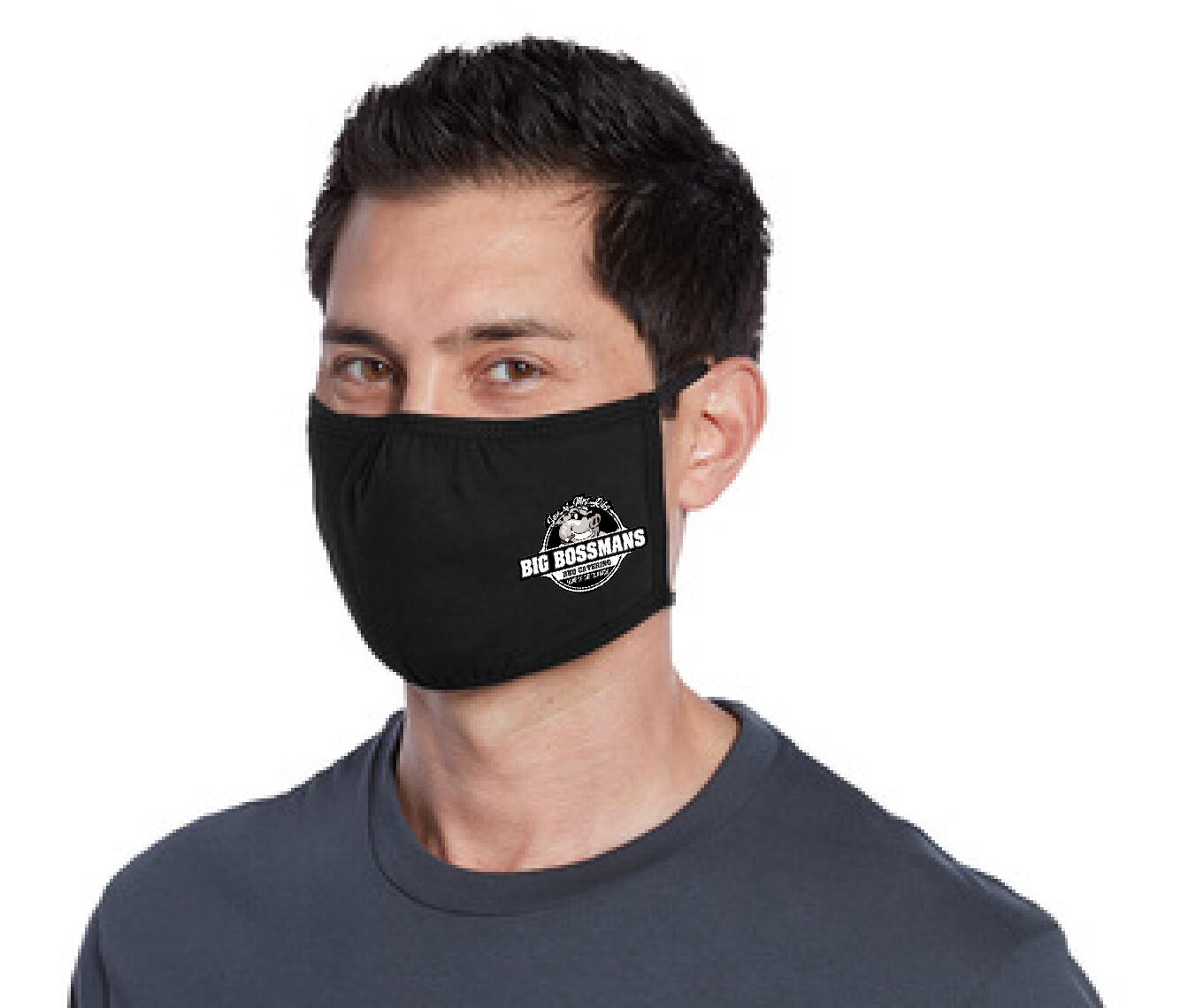 Big Bossmans BBQ Face Mask