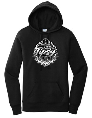 2020 Tatted Tipsy & Starving Ladies Hoodie