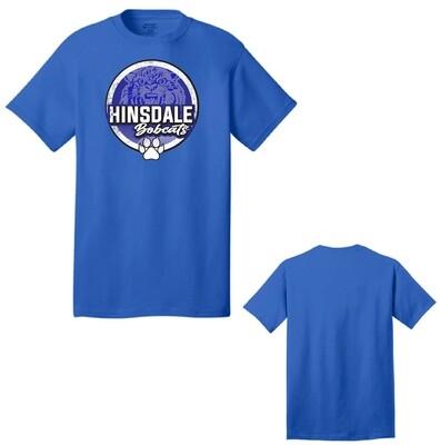 2020 Hinsdale Bobcats T-Shirt