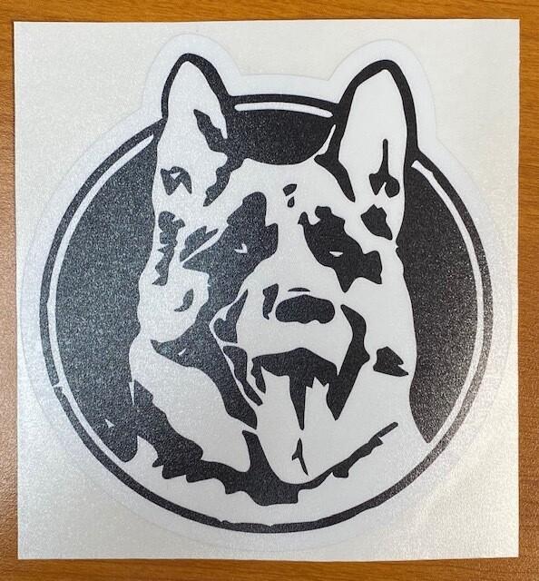 Letterkenny | Puppers Logo Sticker