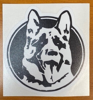 Letterkenny | Puppers Logo Sticker