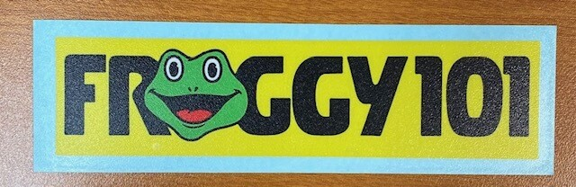 The Office | Froggy101 Sticker