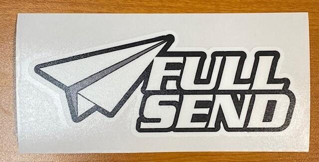 Larry Enticer | Full Send Sticker