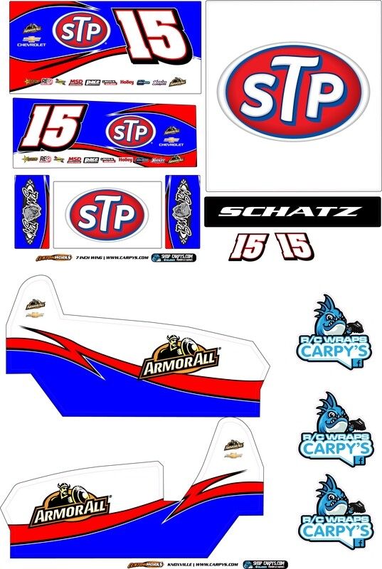 Donny Schatz STP; Custom Works 7