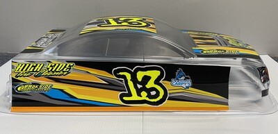 Shark CaddyShack Wrap SC (Custom Designed to Order)
