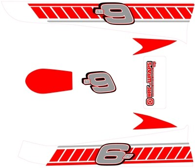 The Boss from McAllister SK Wrap(Custom Designed to Order)
