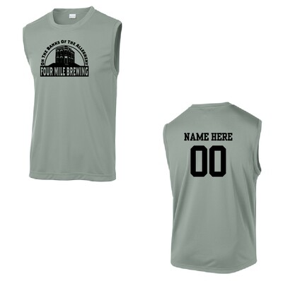 2021 4MB Softball DriFit Sleeveless (Unisex)