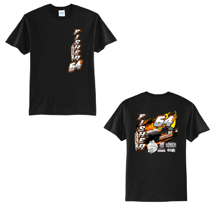 2021 Fisher Racing T-Shirt