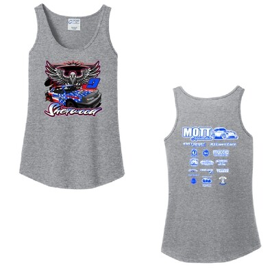 2021 Sherwood Racing Ladies Tank Tops