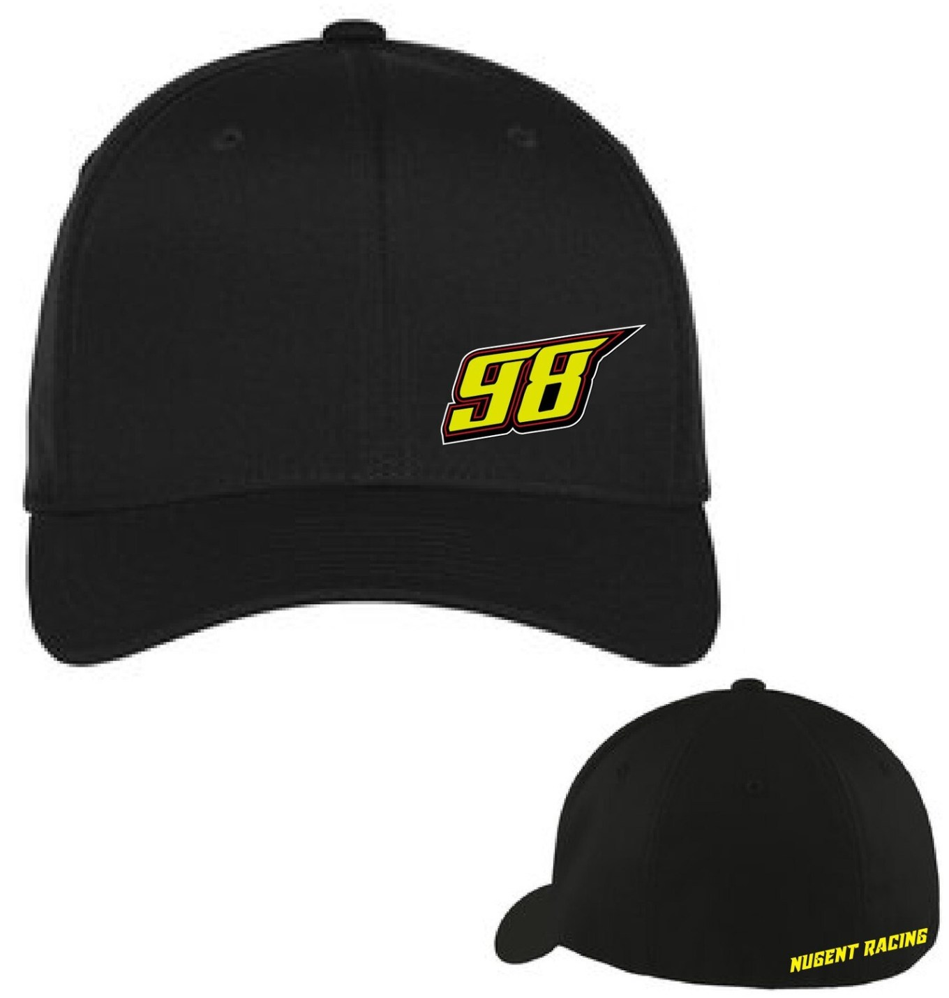 2021 Nugent Racing Fitted Hat
