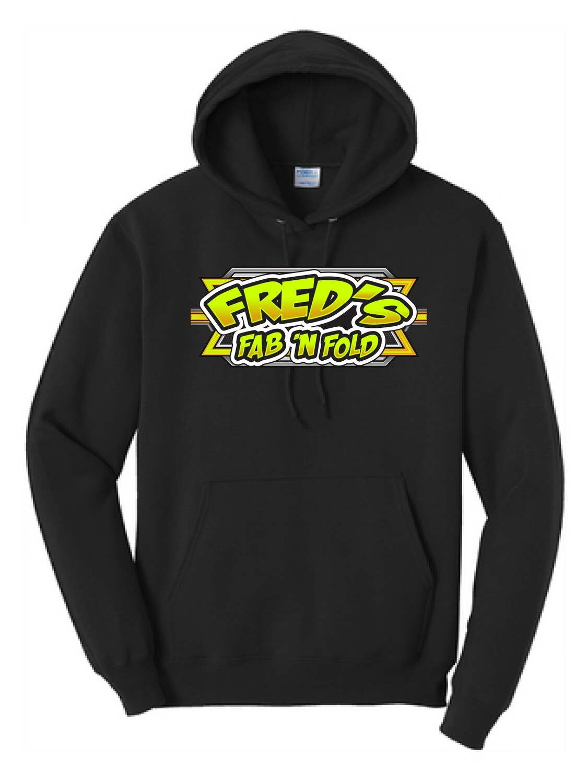 Fred's Fab 'n Fold Hoodie
