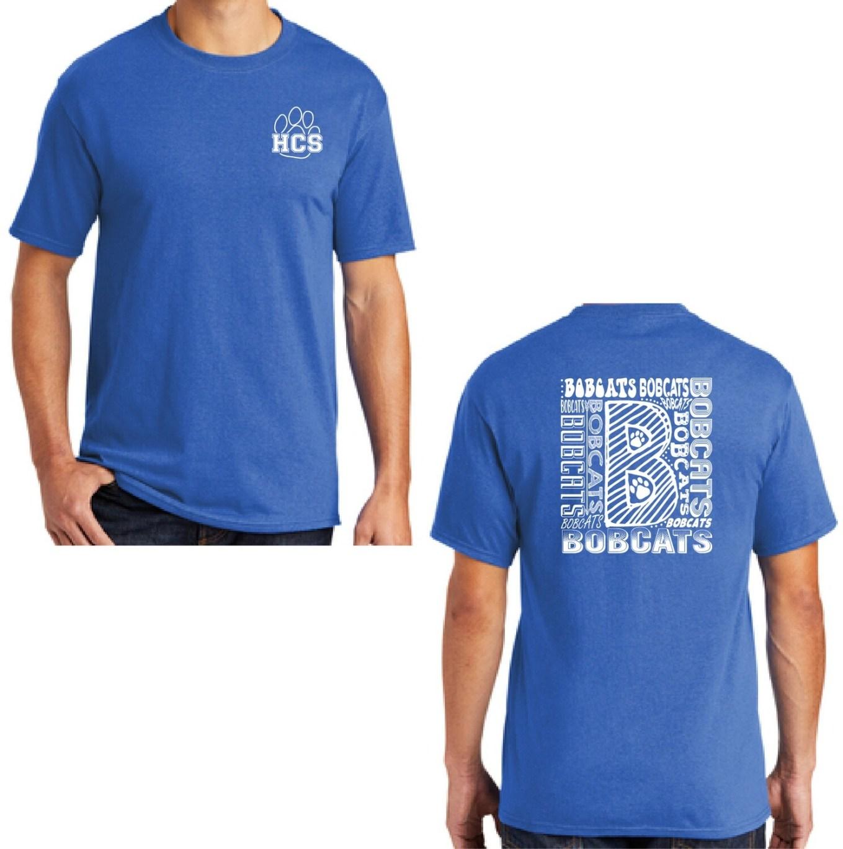 2021 Fall Hinsdale Spirit Wear T-Shirt