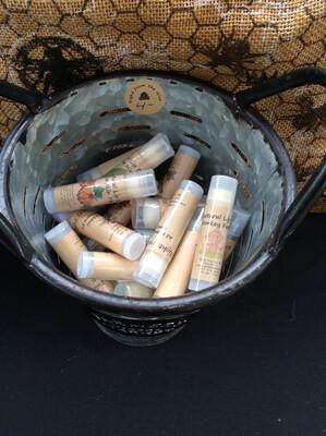 All Natural Lip Balms