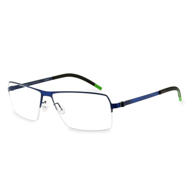 Green Semi Rim FFA 920 Blue Brush  (59-14-140 mm) size XL