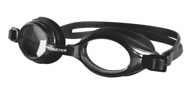 กรอบแว่นสายตาว่ายน้ำ Progear H2O, smoke