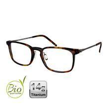 Green Full Rim FFA995 Shiny Tostoise (54-20-140) 137 Size L