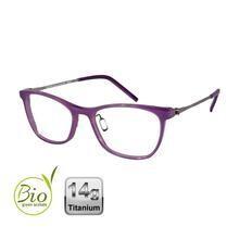 Green Full Rim FFA993 Shiny Violet (51-17-135) 129 size L