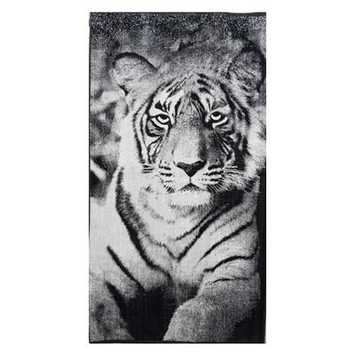 Πετσέτα Θαλάσσης Ζακάρ Tiger - Komvos