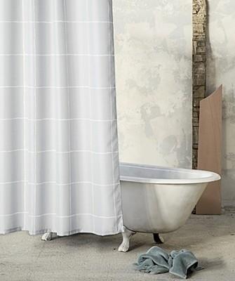 Κουρτίνα Μπάνιου Υφασμάτινη 180Χ200 εκ. Box - Nima Home