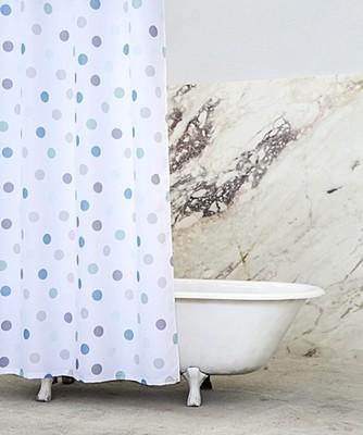 Κουρτίνα Μπάνιου Υφασμάτινη 180Χ200 εκ. Pointille - Nima Home