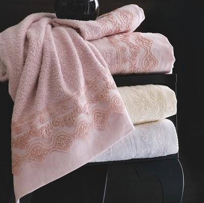 Σετ 3 τεμ. Πετσέτες Δαντέλα Nena - Rythmos