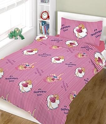 Πάπλωμα Μονό Shopping Girl Cotton Line