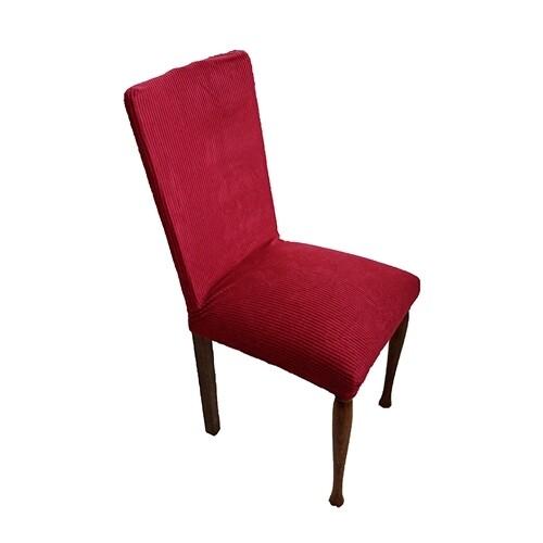 Κάλυμμα Καρέκλας Ελαστικό Danai Βυσσινί