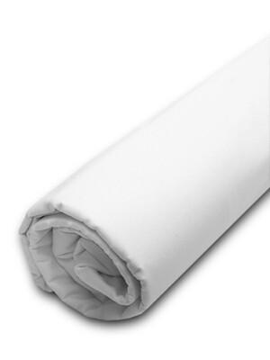 Κατωσέντονο Λάστιχο Μονό 01 White Menta - Sunshine