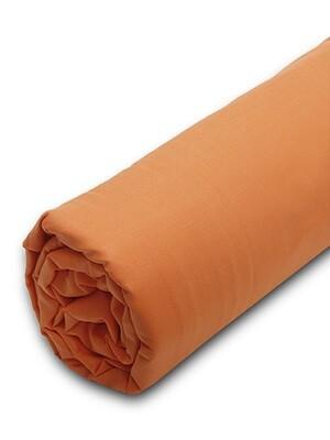 Κατωσέντονο Λάστιχο Μονό 07 Orange Menta - Sunshine