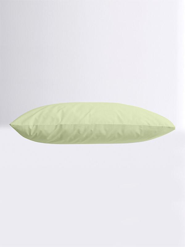 Μαξιλαροθήκες Ζευγάρι Μονόχρωμες Menta 24 Mint - Sunshine