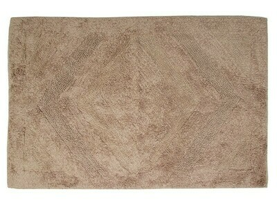 Πατάκι Μπάνιου 50Χ80 εκ. Cotton Brown - Sunshine