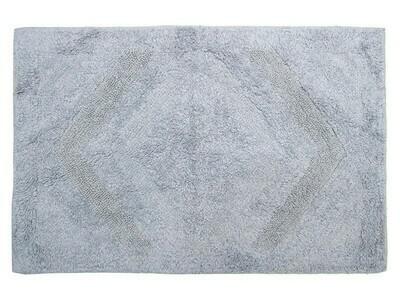 Πατάκι Μπάνιου 50Χ80 εκ. Cotton Gray - Sunshine
