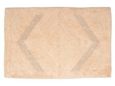 Πατάκι Μπάνιου 50Χ80 εκ. Cotton Salmon - Sunshine