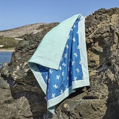 Πετσέτα Θαλάσσης  Δύο Όψεων 75Χ75 εκ. Summer Baby - Nima