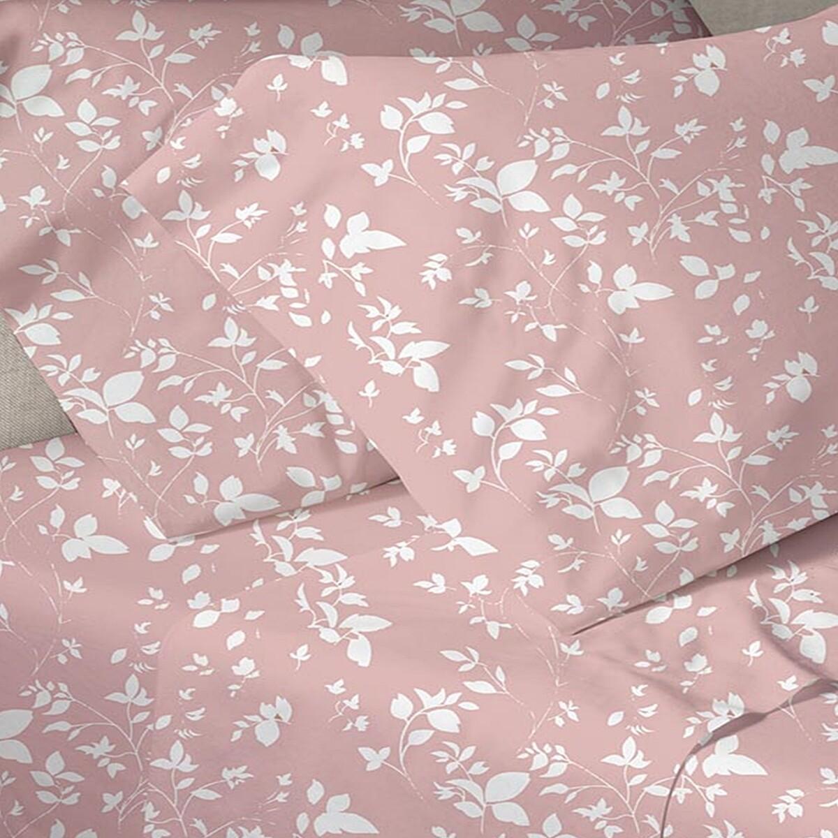 Μαξιλαροθήκες Ζευγάρι Menta 040 Pink - Sunshine