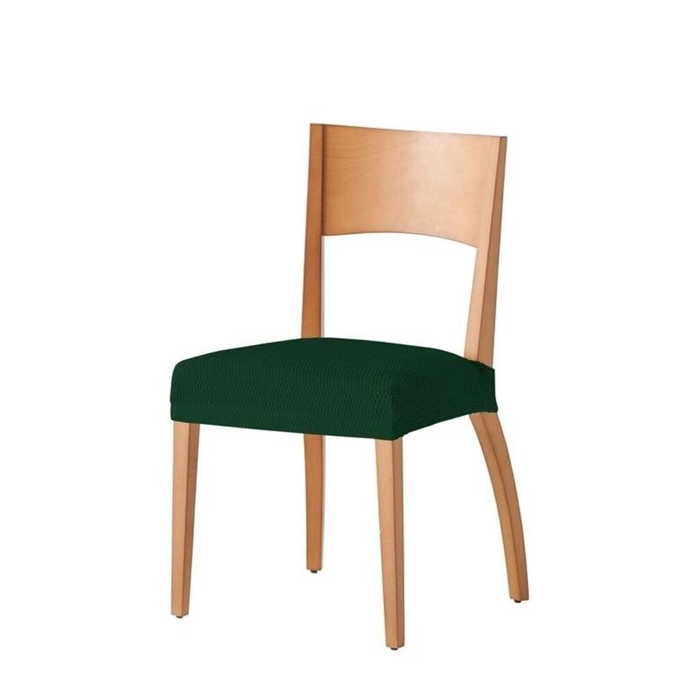 Σετ 2 τεμ. Κάλυμμα Κάθισμα Καρέκλας Ελαστικό Tunez Πράσινο - Mc Decor