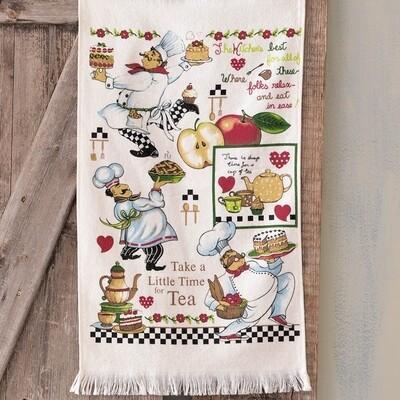Πετσέτα Κουζίνας Βελουτέ Masterchef - Rythmos