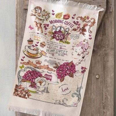 Πετσέτα Κουζίνας Βελουτέ Fairy - Rythmos