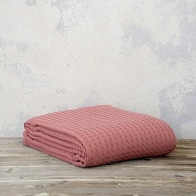 Κουβέρτα Γίγας 240Χ260 εκ. Habit Terracotta - Nima Home