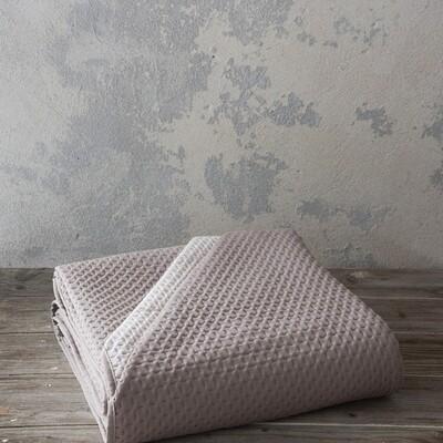 Κουβερλί Μονό Jot Taupe/Pink - Nima Home