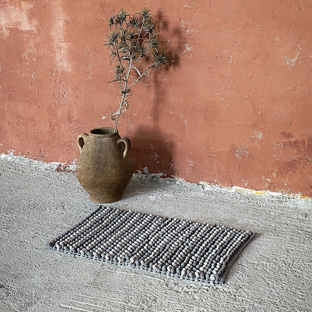 Πατάκι 70Χ110 εκ. Mantle Gray - Nima Home