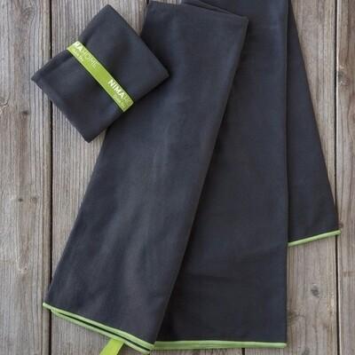 Πετσέτα Θαλάσσης 90Χ160 εκ. Riva Black - Nima Home