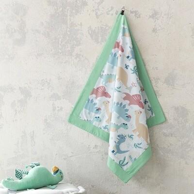 Πετσέτα Θαλάσσης Δύο Όψεων 75Χ75 εκ. Lelloland - Nima