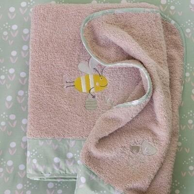 Σετ Πετσέτες 2 τεμ. Bumblebee - Nima Home