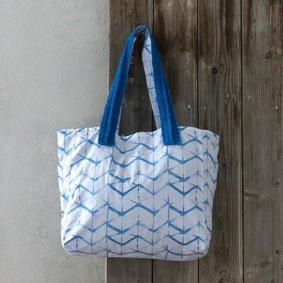 Τσάντα Θαλάσσης Δύο Όψεων Kanoko - Nima Home