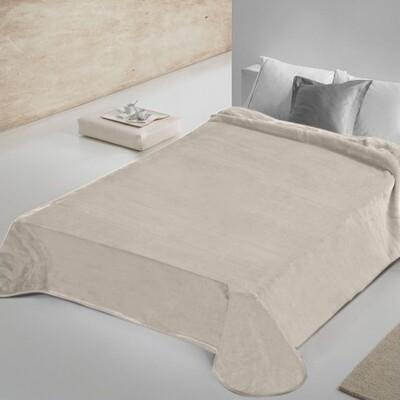 Κουβέρτα Βελουτέ Μονή 802 Cappuccino - Adam Home