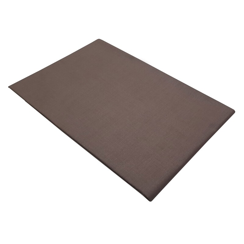 Μαξιλαροθήκες Cotton Line Ζευγάρι Brown - Komvos