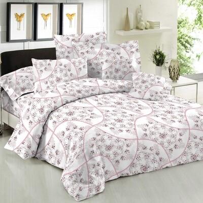 Πάπλωμα Υπέρδιπλο Cotton Line Rosella Pink - Komvos